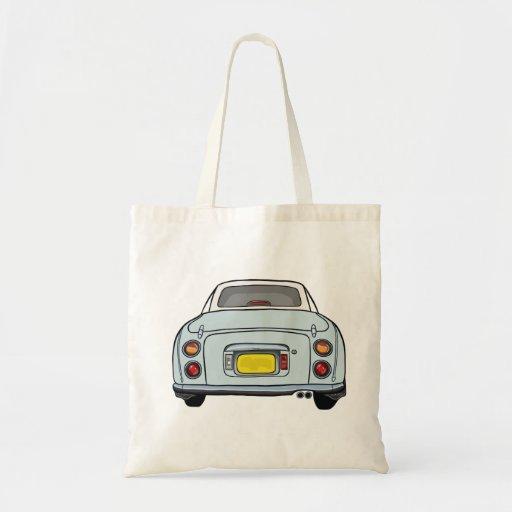 Nissan Figaro - aguamarina pálida - la bolsa de as