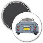 Nissan Figaro - imán del gris de Lapis