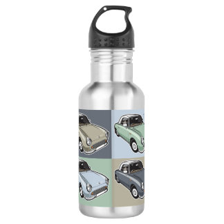Nissan Figaro in four colors Stainless Steel Water Bottle