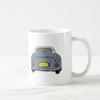 Nissan Figaro - taza del gris de Lapis