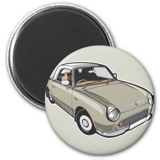 Nissan Figaro Topaz Mist Magnet