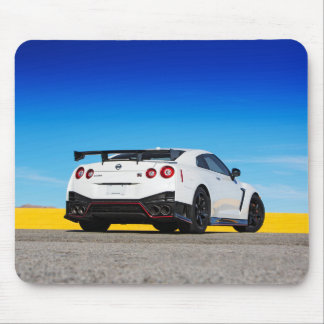 Nissan GT-R Track Day Mouse Pad