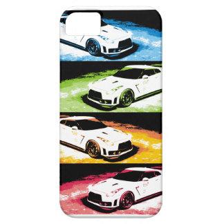 Nissan GTR Pop-art iPhone SE/5/5s Case