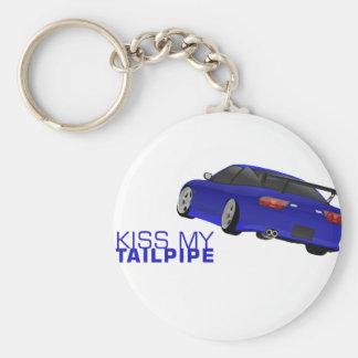 Nissan s13 (180sx/200sx/240sx) - Blue Keychain