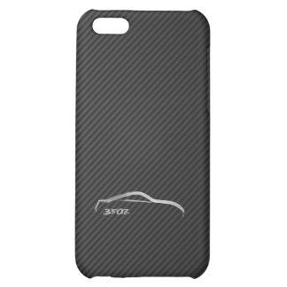 Nissan Silver 350z Brushstroke iPhone 5C Case