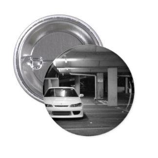 Nissan Silvia pin/plates Button