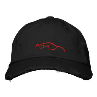Nissan Skyline GT-R Embroidered Baseball Hat