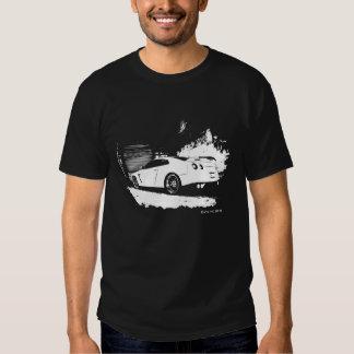 Nissan Skyline GT-R Rear View T-Shirt