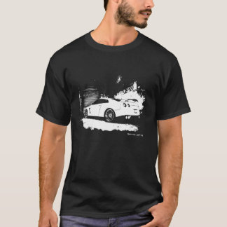 Nissan Skyline GT-R Rear View T-Shirt