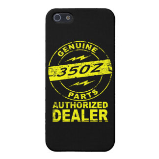 Nissan Z Genuine Parts iPhone Case Case For iPhone 5