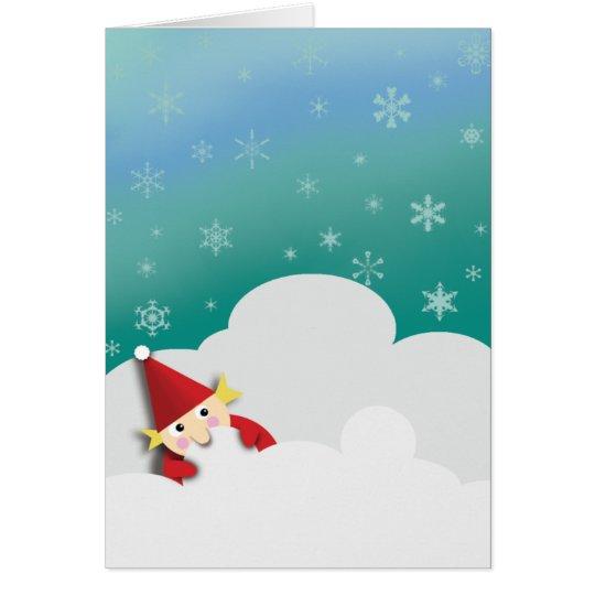 Nisse, greeting card