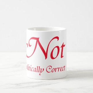 Nit Politically Correct Coffee Mug