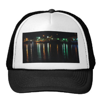 Nite Time On The Bay Trucker Hat