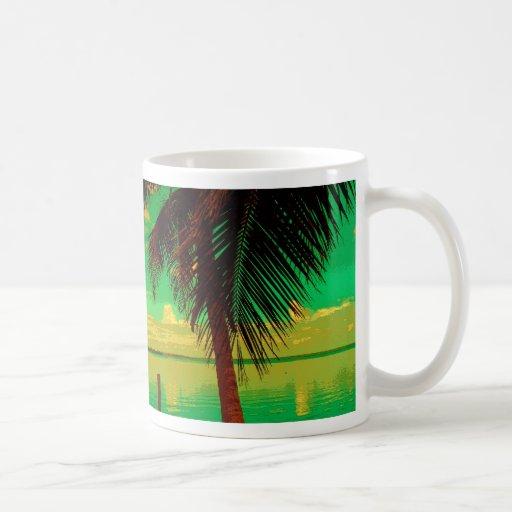 nite tropical taza de café