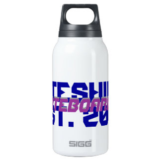 Niteshift Colorz Liberty Bottle 10 Oz Insulated SIGG Thermos Water Bottle