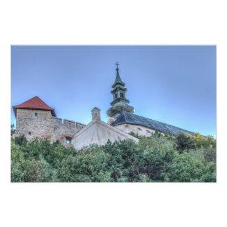 Nitra Castle, Slovakia Photo Print
