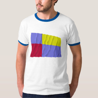 Nitra Waving Flag T-Shirt