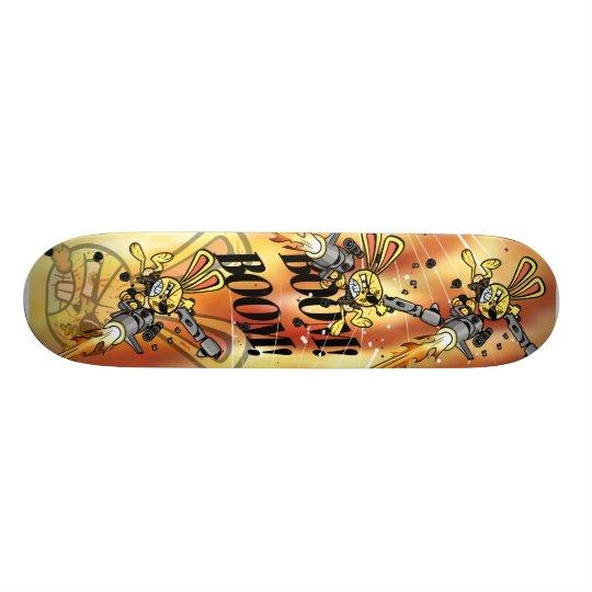 Nitro Bad BUNNY Skateboard