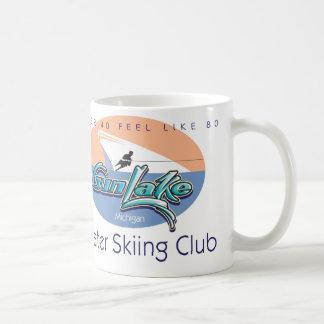 Nitro, frente del lago gun tazas de café