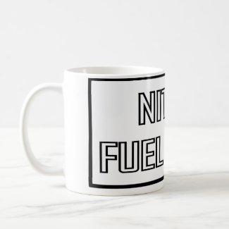 Nitro Fuel Only mug