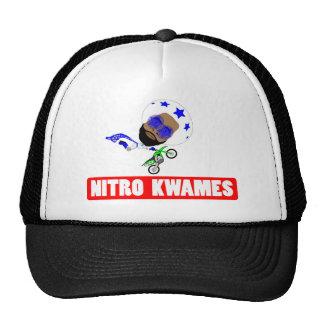 Nitro Kwames Jumping Text Hat