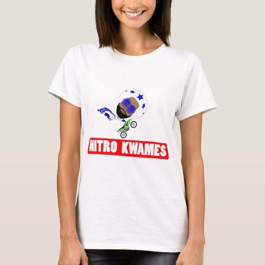 Nitro Kwames Jumping Text T-Shirt