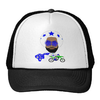 Nitro Kwames Mesh Hats
