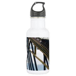 Nitro Roller Coaster Six Flags Great Adventure 18oz Water Bottle