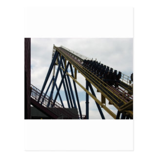 Nitro Roller Coaster Six Flags Great Adventure Post Cards