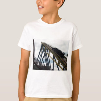 Nitro Roller Coaster Six Flags Great Adventure T-Shirt
