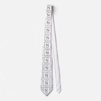 Nitrógeno Corbatas Personalizadas