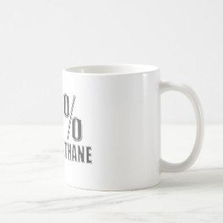 Nitromethane drag racing fuel coffee mug