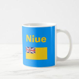 Niue* Bold NU Coffee Mug