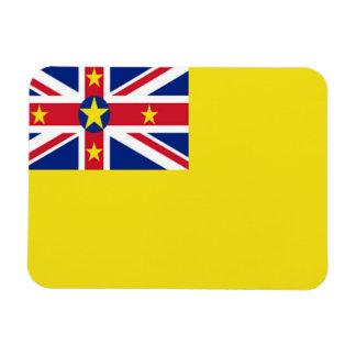 Niue Flag Magnet