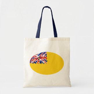 Niue Gnarly Flag Bag