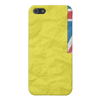 Niue Island Case For iPhone 5