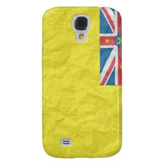 Niue Island Galaxy S4 Case