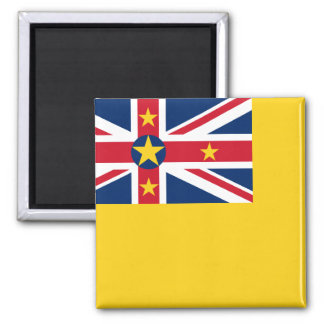 Niue, New Zealand Fridge Magnet