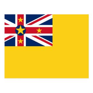 Niue, New Zealand Postcard