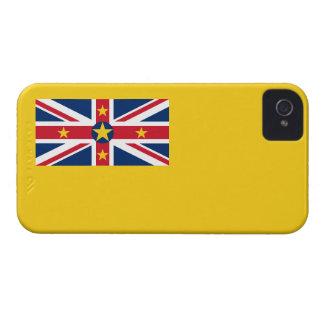 Niue Niuean Flag iPhone 4 Cover