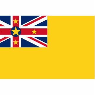 Niue, Nueva Zelanda Escultura Fotografica