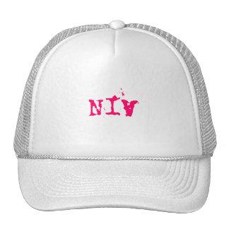 NIV cap