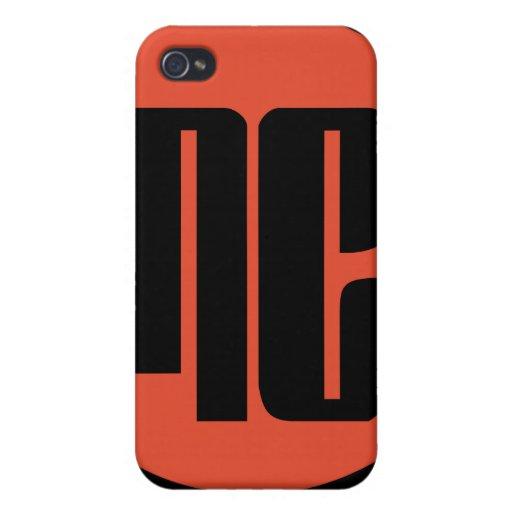 Nivacords - caso del iPhone iPhone 4 Funda