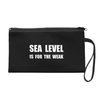 Nivel del mar para el débil