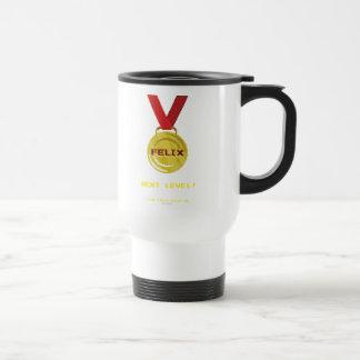 Nivel siguiente tazas de café