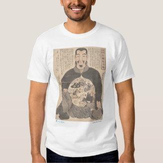 Niveles de situación social - camiseta remera