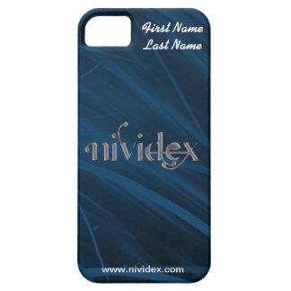 NiViDeX iPhone 5 Case (Blue)