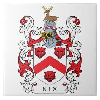 Nix Family Crest Tile