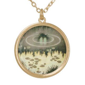 Nixie Water Spirit Pendant Chain