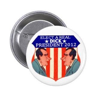 Nixon 2012 button